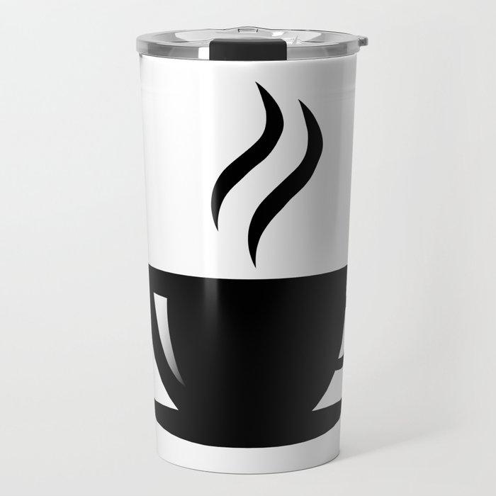 Coffee Cup Travel Mug