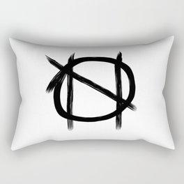 nihilistic impulses Rectangular Pillow