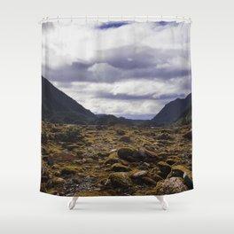 Franz josef Shower Curtain