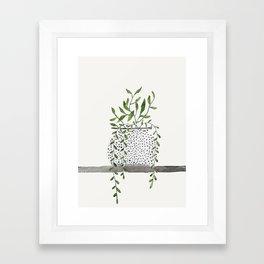 Vase 2 Framed Art Print