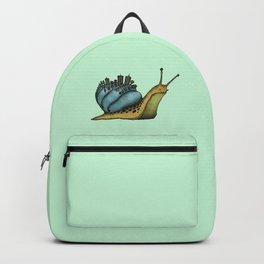 Snail City Backpack