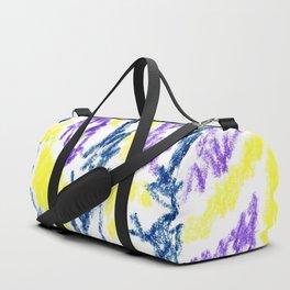 small leaves Duffle Bag