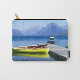 Lake McDonald Boats Carry-All Pouch