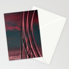 Morning at Planet One Stationery Cards