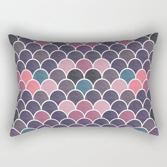 Lovely Pattern VVXVIV Rectangular Pillow