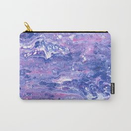Purple Planet Carry-All Pouch