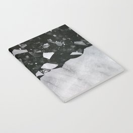 Winters Edge - Aerial Photography Notebook