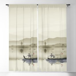 Ferry boat Blackout Curtain