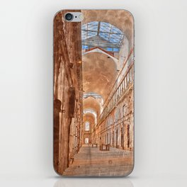 Battered Prison Corridor iPhone Skin