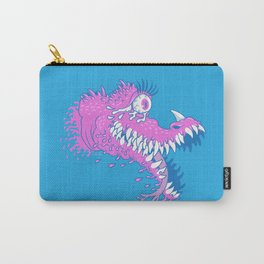 One Eyed Bubblegum Beast Carry-All Pouch