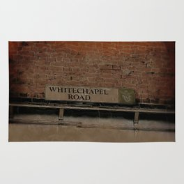 Old Haunts - Whitechapel Road,  London Rug