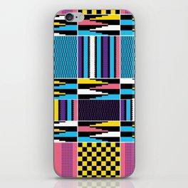 Kente design iPhone Skin