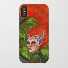 Keyleth iPhone Case
