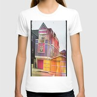 barbie T-shirts featuring Barbie House by Kim Ramage