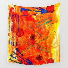 Limbic Blast Wall Tapestry