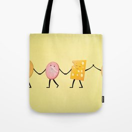 Lunchables - Best Friends Tote Bag