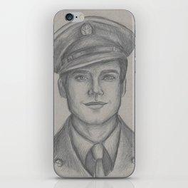 Sgt. James Barnes iPhone Skin