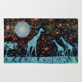 Height of the Stars Rug
