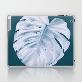Monstera, Santa #2 Laptop & iPad Skin