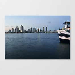 Sightseeing Canvas Print