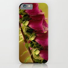 Foxglove iPhone 6s Slim Case