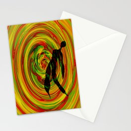 color tunder Stationery Cards
