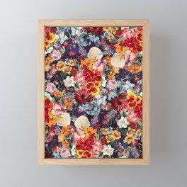 Night Forest XXIII Framed Mini Art Print