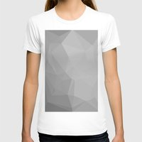 gray pattern T-shirts featuring Gray by LORNAldt