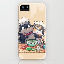 Little Chefs iPhone Case