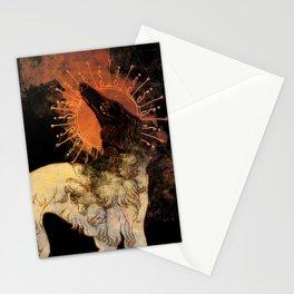Fiery Beacon Stationery Cards