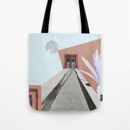 Collage Val paraiso Tote Bag