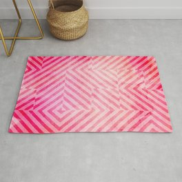 Square Lines Rug