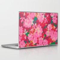 iggy azalea Laptop & iPad Skins featuring Azalea by Allison Holdridge