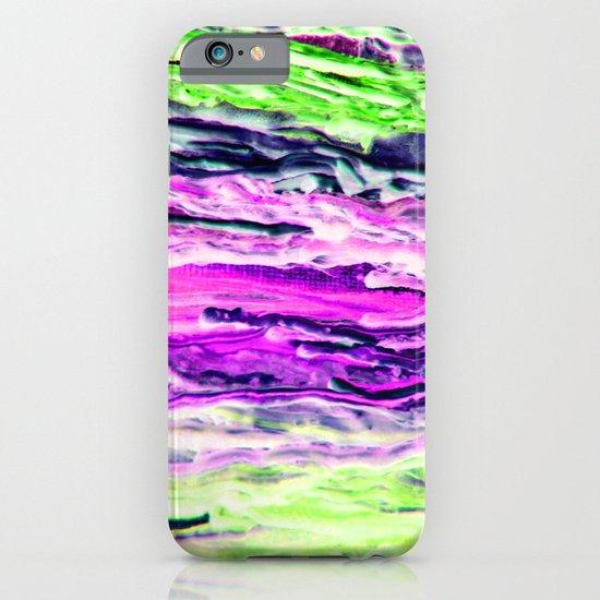 Wax #4 iPhone & iPod Case