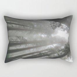 Cloud Sweepers Rectangular Pillow
