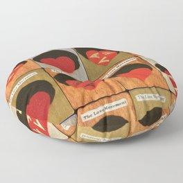 LoVe Cards Floor Pillow