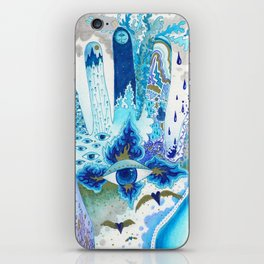 Hand of Protection iPhone Skin