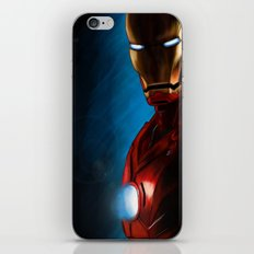 The Iron Man iPhone & iPod Skin