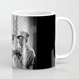 Ekberg's containment tank was leaking again Coffee Mug