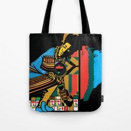 internationally known Tote Bag