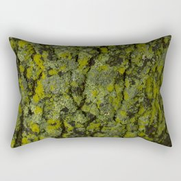 Nature's Textures Rectangular Pillow