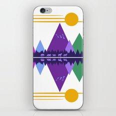 Wolf Pack Passage iPhone & iPod Skin