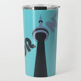 CN Tower - Toronto Travel Mug