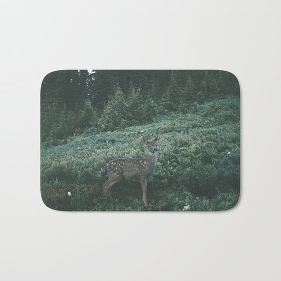Deer II Bath Mat