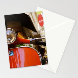 Flinders Scooter Stationery Cards