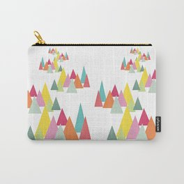 Meandering Forest Carry-All Pouch