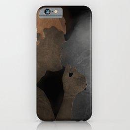 Pygmalion iPhone Case