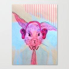 FunnyBunny Canvas Print