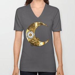 Mechanical Moon Unisex V-Neck