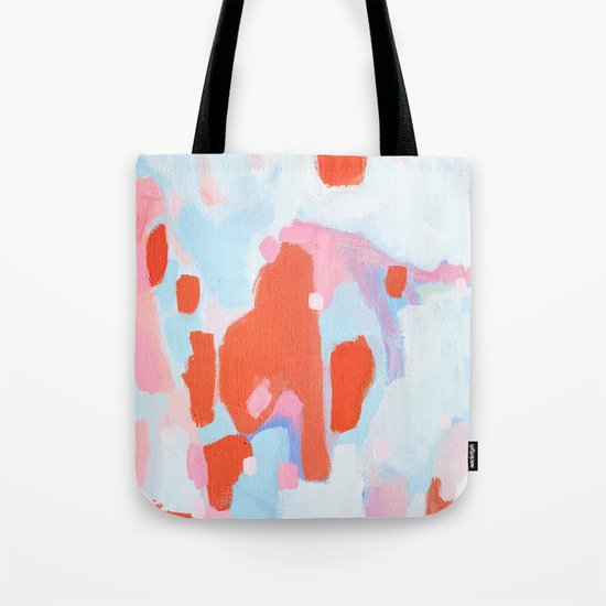 Color Study No. 11 Tote Bag